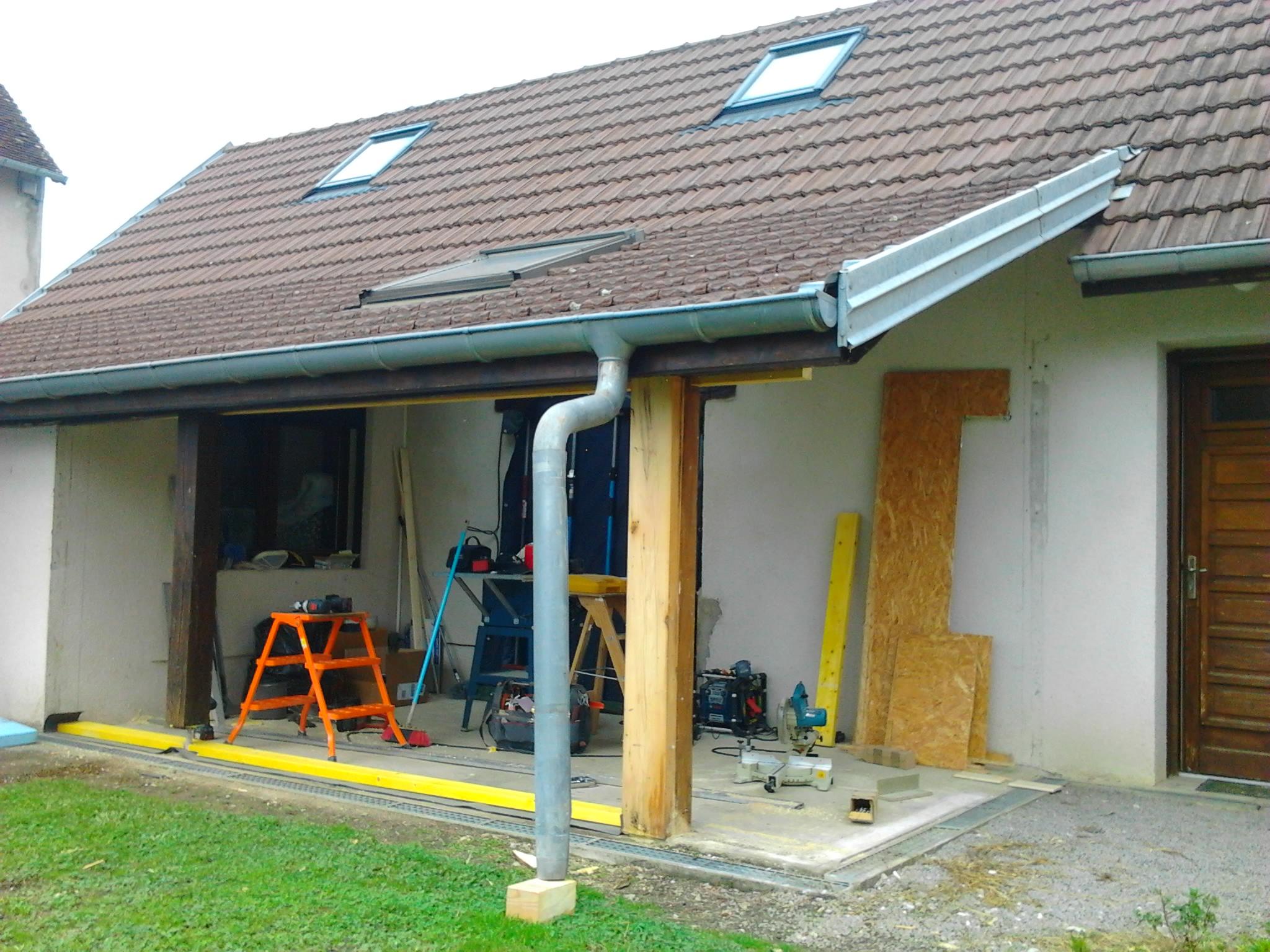 MAISON - Rénovation - Démontage