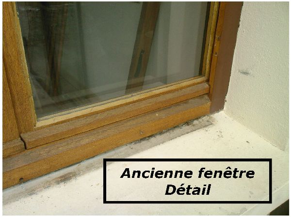 Methodes de pose for Pose d une fenetre pvc en renovation