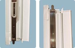 Porte fenetres et fenetres pvc for Systeme de securite fenetre
