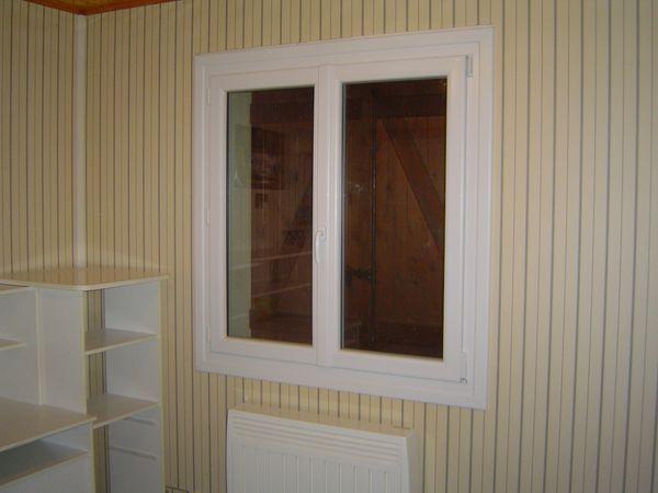 Rénovation Fenêtre PVC - INTERIEUR-APRES