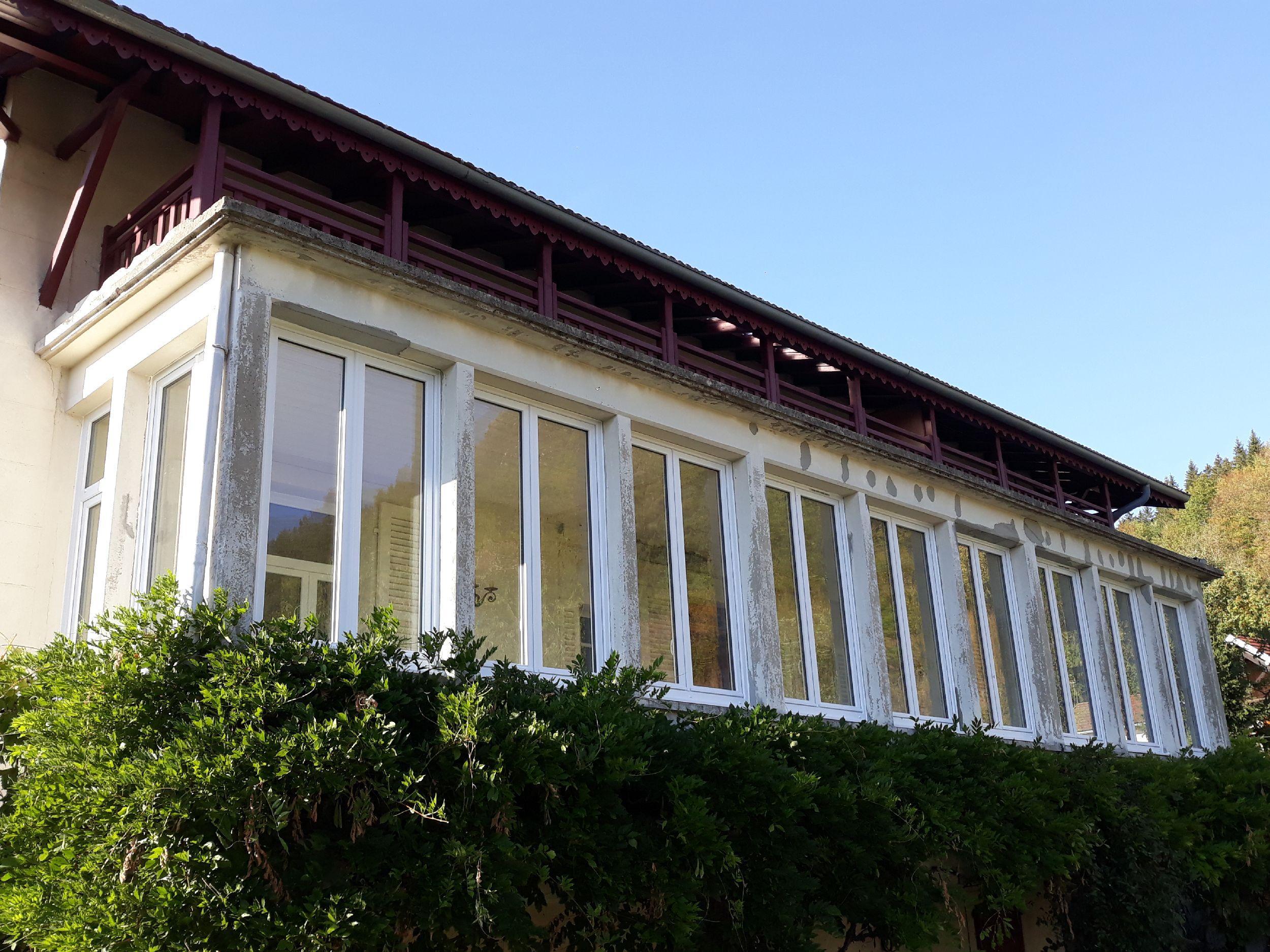 VÉRANDA - Rénovation - Menuiseries PVC