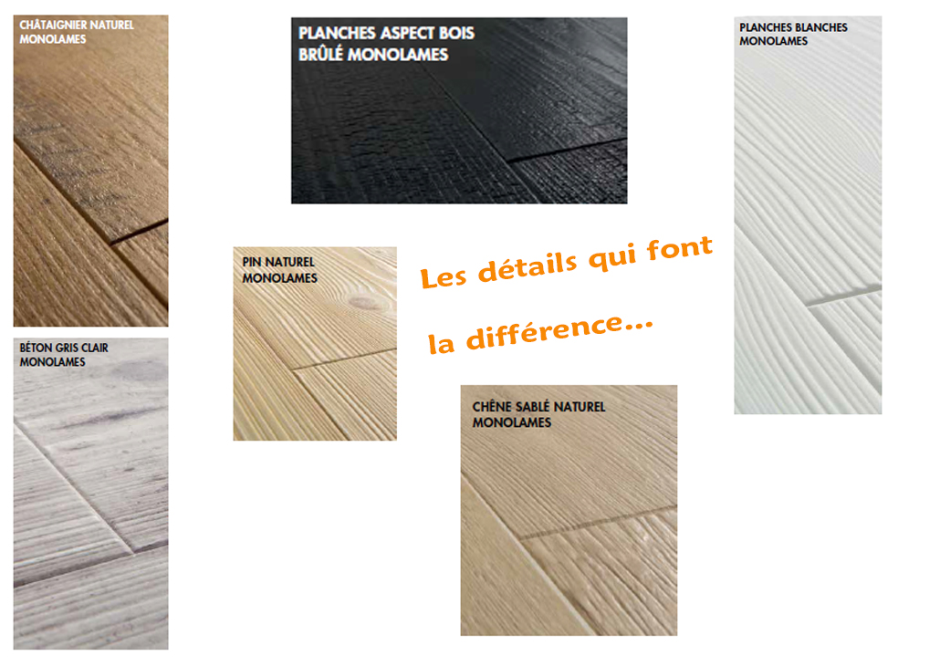 difference entre sol stratifi et parquet flottant finest. Black Bedroom Furniture Sets. Home Design Ideas